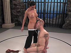 Hot Sex With A Kinky Shemale