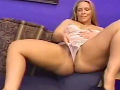 Rough Anal Sex With A Chubby Blonde Mature