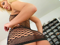 Breath Taking Sex For A Sexy Blonde With An Amazing Ass