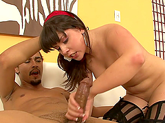 Rough Sex With The Naughty Teen Amber Sky