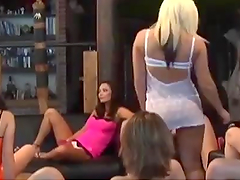 Lesbian Orgy With Sex Toys And Hot Babes