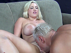 An incredible time with the gorgeous blonde Dana Vendetta