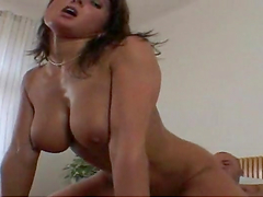 Hot sex with the busty babe Kate Jones