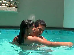 Rough sex with a big booty Brazilian babe Bia Costa