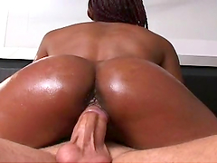 A hard fuck for the slutty Candis