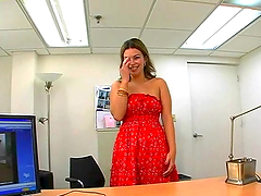 Hot POV fucking for a hot latina MILF with big breasts