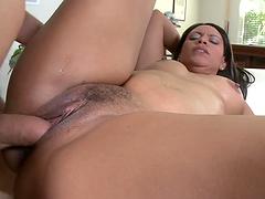 Rough sex with a bootylicious Latina