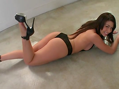 Amazing sex with the heart stopping Latina Natalie Nuñez