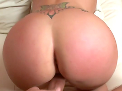 Hot sex with the hot blonde Cambrey Sage