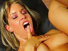 Slut takes a hard cock into her fuckin' asshole