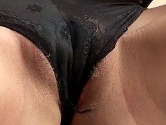 Lesbian fun among to horny ladies