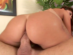 Amazing sex with the horny blonde Britney Stevens