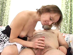 Beauty Jill is fucked silly by a guy before being nailed