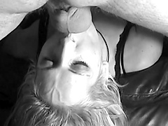 Amazing sex with the cock thirsty blonde Marie Madison