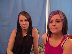 Kinky ladies have a lesbian scene just for you