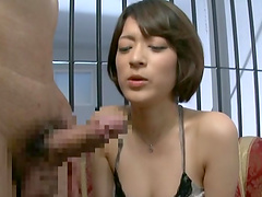 Rough sex with the horny Asian slut Mikoto Tsukawa