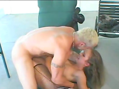 Sweet chick Luissa Rosso gets fucked in her ass by her lover