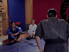 Horny girl Kirsten Price enjoys getting fucked on the floor
