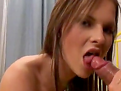 Horny Tarra White gets fucked on the sofa by a dirty older dude