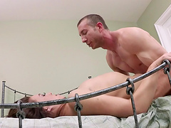 Long dick dude fucks his Asian girlfriend in her tight ass - Tiffany Doll