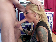 Pussy fucking and ass fingering lead to ass fucking for Britney