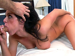 Cheating wife Kendra Lust loves having sex with her neighbor