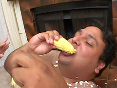 Nasty man loves having filthy sex with a sexy Asian amateur