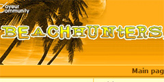 Beach Hunters Video Channel