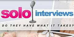 Solo Interviews Video Channel